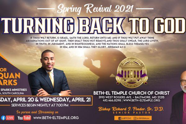 Spring Revival 2021