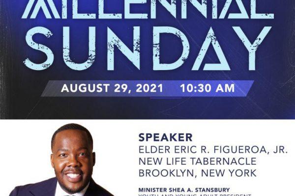 Millennial Sunday August 2021